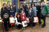 Entrega de premis del Posa't en joc, Biblioteca Can Mulà de Mollet del Vallès
