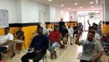 Finalitza un nou curs de català per a futurs taxistes a Badalona
