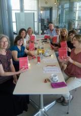 El VxL fa el seguiment de les parelles lingüístiques formades al Badalona Centre Internacional de Negocis (BCIN)
