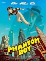 Cicle de cine 'Anima't en família' a Sant Cugat: <em>Phantom Boy</em>
