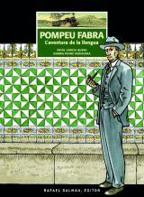 Presentació del còmic 'Pompeu Fabra. L'aventura de la Llengua', a la 34a Mostra del Còmic de Cornellà