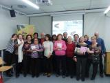 Inici del Voluntariat per la llengua a Ripollet