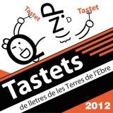 Tastets de lletres de les Terres de l'Ebre 2012