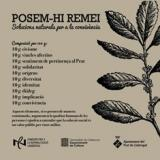 El CNL El Prat de Llobregat presenta el projecte Posem-hi remei