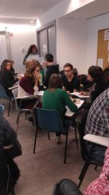 El professorat del CNL de Barcelona fa una nova sessió de treball