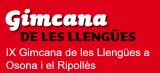 IX Gimcana de les Llengües a Osona i el Ripollès