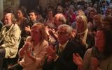 Públic assistent al lliurament de premis del concurs literari de Nou Barris.
