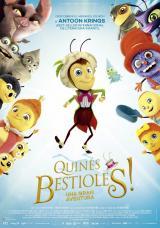 Cinema infantil en català a Cerdanyola: <em>Quines bestioles!</em>