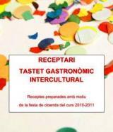 Receptari del tastet gastronòmic intercultural