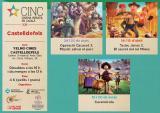 Operació Cacauet 2. Missió:salvar el parc al XXI Cicle de cinema infantil en català de Castelldefels (CINC)