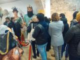Visita a la Casa dels Entremesos i a la Fira de Santa Llúcia