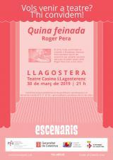 Anem al teatre a Llagostera