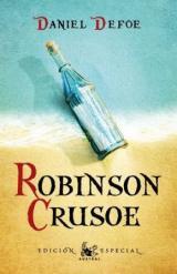 'Robinson Crusoe', llibre de lectura per als alumnes de nivell Bàsic de Mollerussa