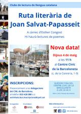 Ruta poètica de Joan Salvat-Papasseit