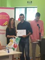 Jordi Bonet, professor del SLC de Cerdanyola, premiat a Artesa de Segre en el 27è Premi de Narrativa Breu