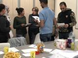 Engega la segona tongada de les sessions d'acolliment lingüístic en català al barri de Porta