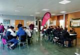Matí de Scrabble a la Delegació de Gràcia i Sarrià -  Sant Gervasi