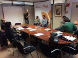 Sensibilització lingüística a l'Ajuntament de Montcada