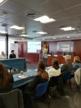 El CNL de Barcelona participa en una sessió sobre comunicació i màrqueting digital a la PIMEC