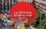 Visita a la Setmana del Llibre en Català