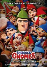 Cinema infantil en català a Cerdanyola: <em>Sherlock Gnomes</em>
