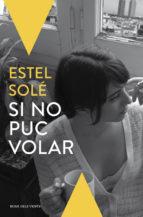 Cafè amb lletres a Cerdanyola sobre <em>Si no puc volar</em>, d'Estel Solé