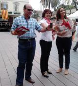 Lliurament dels premis del 2n Concurs d'SMS d'amor en català