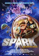 Estrena del film 'Spark, una aventura espacial'
