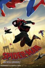 El film d'animació 'Spider-Man. Un nou univers' s'estrena divendres en català
