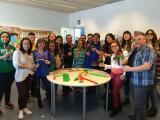 El CPNL celebra Sant Jordi a les aules dels cursos de català