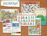 El SUROpl posa a l'abast de tothom 200 cartells de llengua