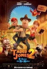 'Tadeu Jones 2. El secret del Rei Midas' al cinema Esbarjo de Cardedeu