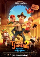 Estrena de 'Tadeu Jones 2. El secret del rei Mides' en català