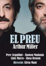 Anem al Teatre Goya a veure El preu, d'Arthur Miller