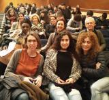 Alumnes de Ripollet van al teatre: 'La plaça del diamant'