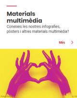 Terminologia: del cartell al producte multimèdia