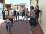 Els alumnes de català del Masnou fan l'itinerari