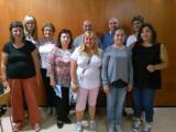 Participants a la tertúlia del mes de maig