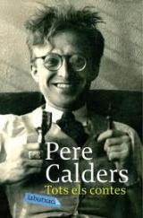Els llibres del mes d'octubre: Tots els contes i Històries poc corrents, de Pere Calders