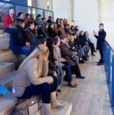 Hem visitat les Termes Romanes i el Museu de Sant Boi