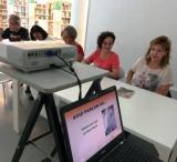 Club de lectura fàcil sobre 'Trampa de foc' a Barberà