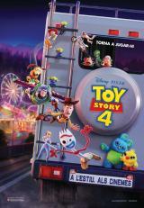 Arriba 'Toy story 4' en català als cinemes