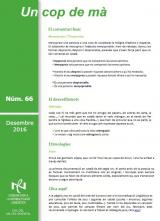 <i>Un cop de mà</i> 66, full d'aclariments lingüístics del CNL del Vallès Oriental