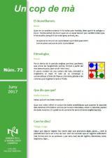 <i>Un cop de mà</i> 72, full d'aclariments lingüístics del CNL del Vallès Oriental