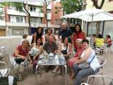 El grup de conversa d'estiu de Sant Cugat finalitza amb èxit