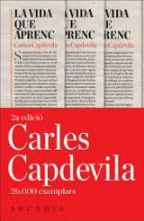 Cafè amb lletres a Cerdanyola sobre <em>La vida que aprenc</em>, de Carles Capdevila