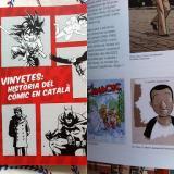Arriba a Tarragona l'exposició 'Vinyetes: història del còmic en català'