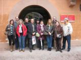 Inici de la 18a edició del Voluntariat per la llengua de Viladecans amb una visita guiada a la Torre del Baró