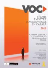 Torna el VOC - la Mostra d'Audiovisual en català al cinema Esbarjo de Cardedeu