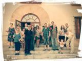 El grup a Can Julià